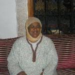 Malika hôtesse du Ryad