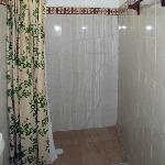 Shower in Room #1