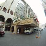 Hotel Entrance & Building