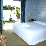 Villa Room Blue