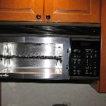 Oven / Microwave / Stove top