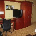 Comfortable and spacious room