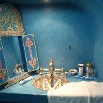 Chefchaouen Suite bathroom