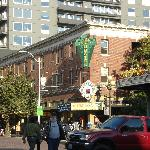 The property from Pike Place Market