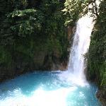 Cascada Rio Celeste