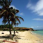 Playa caribeña por excelencia