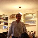 The Brazen Head our storyteller