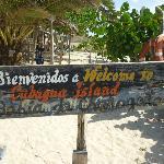 Muy pocos habitantes en esta isla, que la convierte en mejor atractivo
