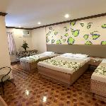 Family Room, Pinoy Pamilya Hotel