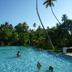 Closest pool at Abad Turtle Beach Resort