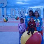 family at wildwood new jersey