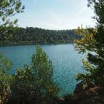 Few walks to this lake
