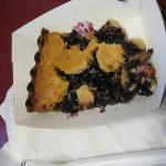 World's best blueberry pie