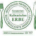 AMA Gastrosiegelauszeichnung