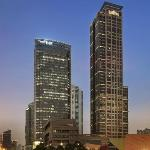 Hotel viewed from Thamrin