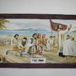 Limasawa Island - First Mass depiction
