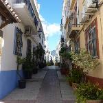 entrada calle San Ramon