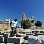 More photos from Jitka at an historical site...