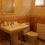 On the ground floor - Bathroom