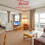 Elegante Zimmer und Suiten