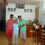 @Reception with Bun Kao