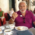 Kaffe på Gradska kavana i Dubrovnik