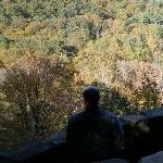 Scenic Overlook at Clear Fork Gorge
