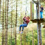 Go Ape at Matfen Hall Hexham