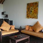 living room - jungle house