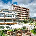 Sunstar Parkhotel Davos - Hotel Sommer