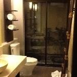 el baño, estupendo!!