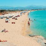 παραλία αγίου Προκοπίου