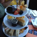 afternoon tea for one !