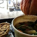 Great soup on a fall day!