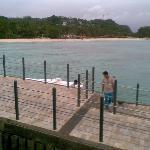 Shangri-la's jetty port
