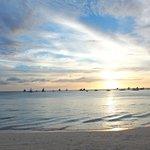Just Wonderfull sunset from Fridays Beach