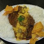 Chilli-con-carne - a favourite from our Specials Board.