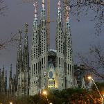 Photo de Hotel Sagrada Familia