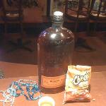 Kevin & Will's breakfast every year on Fat Tuesday.  Who doesn't like bourbon at 5:00am?