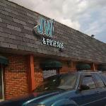 The front of JWS