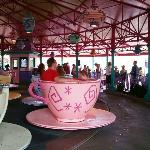 Mad Tea Party Ride