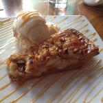 Apple Walnut Pie!!