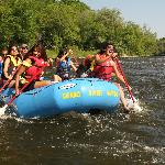Rafting the Grand River of Southern Ontario