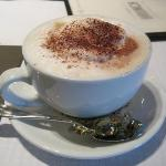 Cappuccino for CHF 5.70