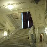 Big stairway