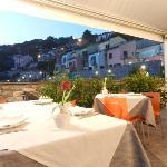 Camere/appartamenti dalla terrazza ristorante