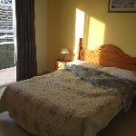 Habitación principal(la cama la deshice yo)