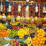 Fruit and Paprika at The Market Hall
