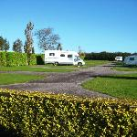Blarney Caravan & Camping Park in October 2012