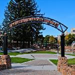 Prince Gateway Park in Santa Rosa